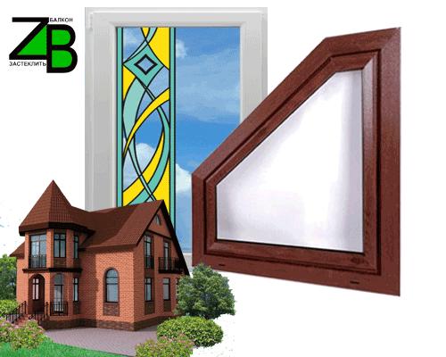 нестандартные окна киева