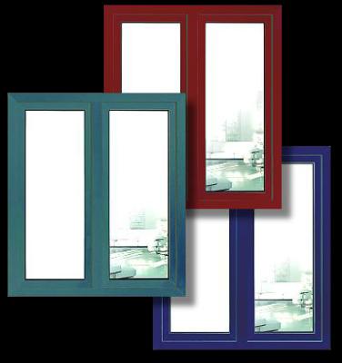 ламинированные окна и балконы киев