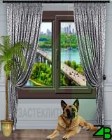 ламинированные окна цена