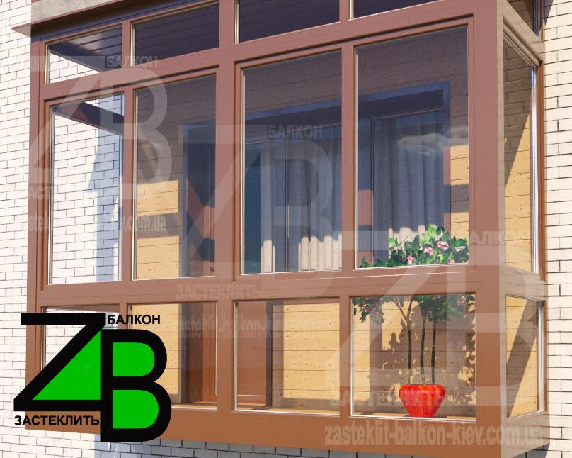 Adminba, автор на застеклить балкон под клюЧ - дарим энергос.