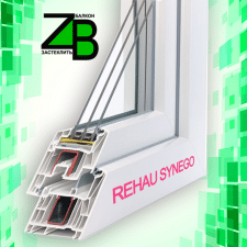окна rehau synego