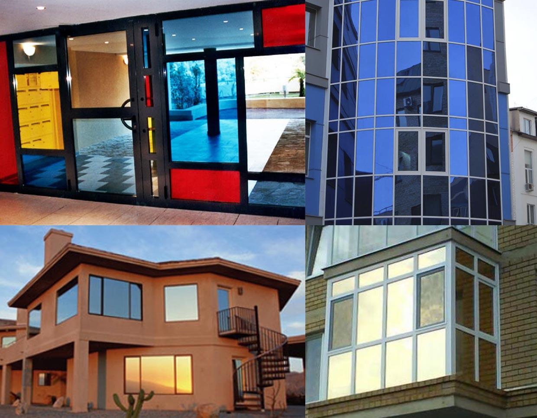 Остекление балконов с тонированными стеклами холодное остекление балконов цены в москве