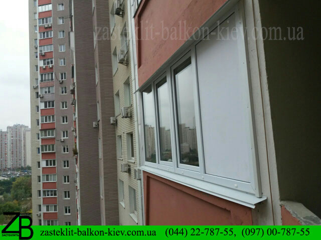 застекляем балконы в киеве калькулятор рассчитает сегодняшнюю цену