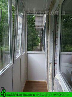 полноценный французский балкон киева