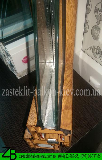 окна rehau в киеве купить недорого, ecosol, synego,