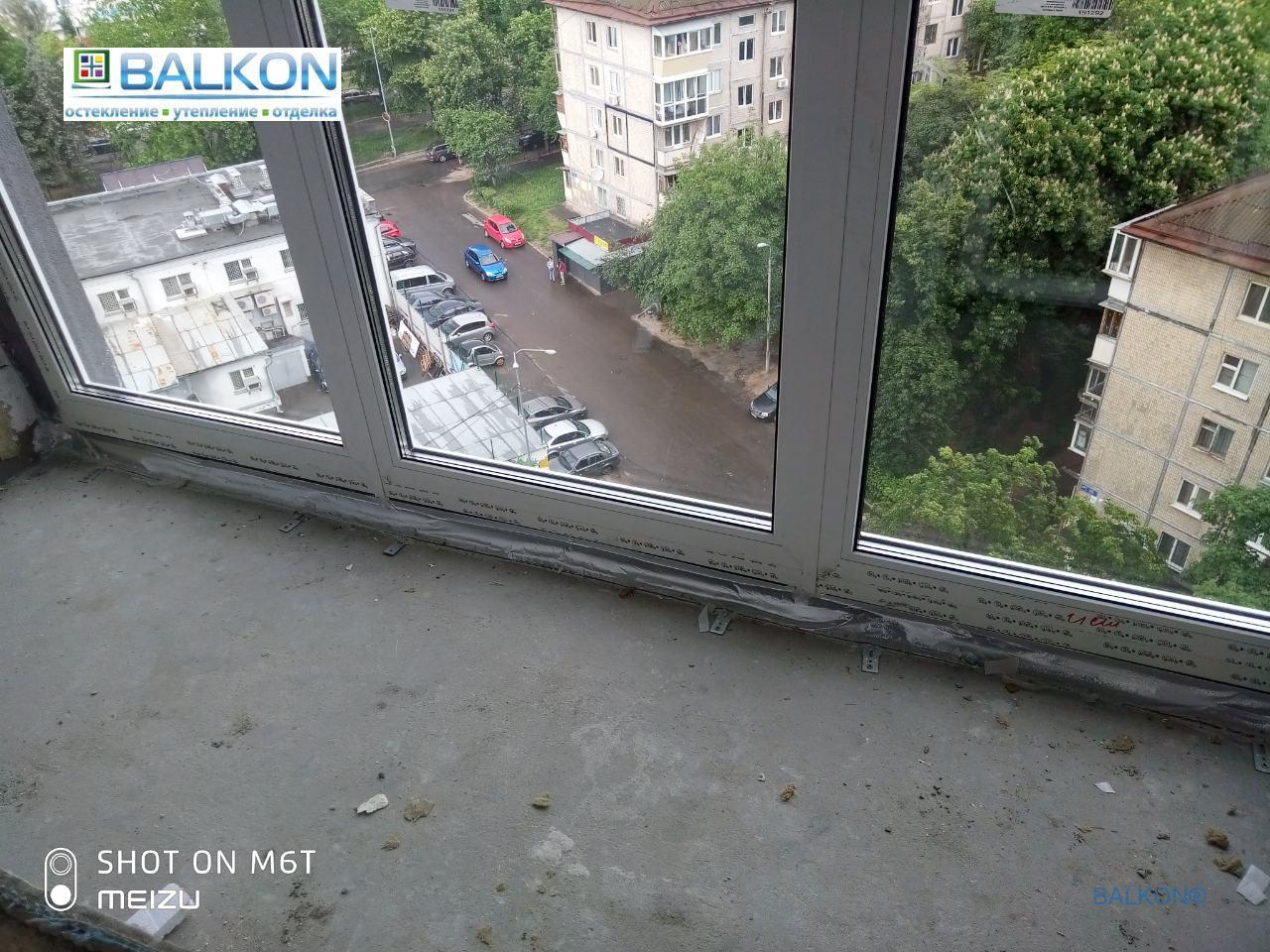 Евромонтаж пластиковых окон в Киеве