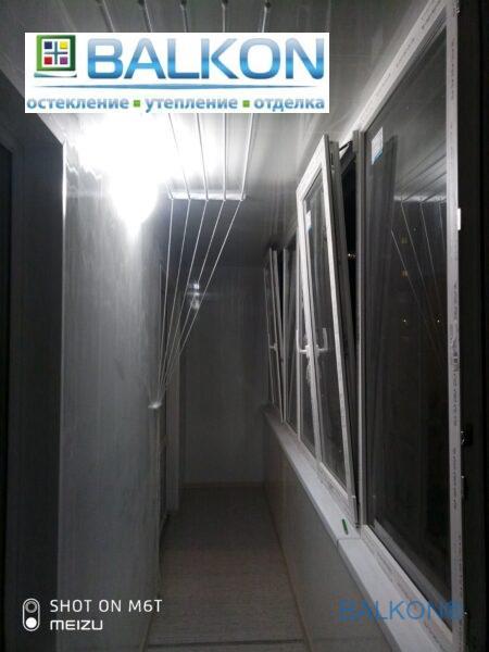 Балкон під ключ Київ фото